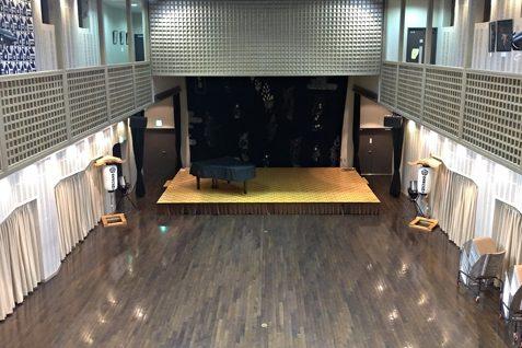 西馬音内盆踊り会館